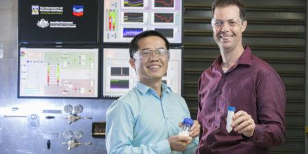 ATSE Award for Kevin Li