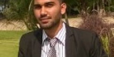 Congratulations Abdul Quadar on being awarded the European Membrane Society Travel Award