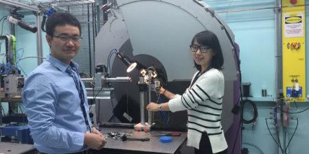 Synchrotron Research for Nitrogen Capture