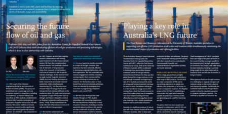 Securing the future flow of oil and gas